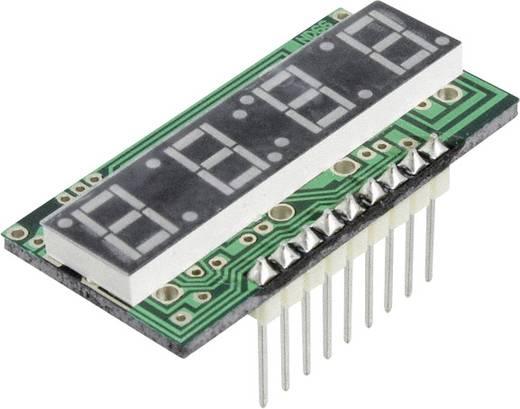 7-Segment-Anzeige Rot 7.62 mm Ziffernanzahl: 4 Lite-On LTM-8328PKR-04