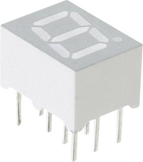 Lite-On 7-Segment-Anzeige Rot 7 mm 2.1 V Ziffernanzahl: 1 LTS-2301AP