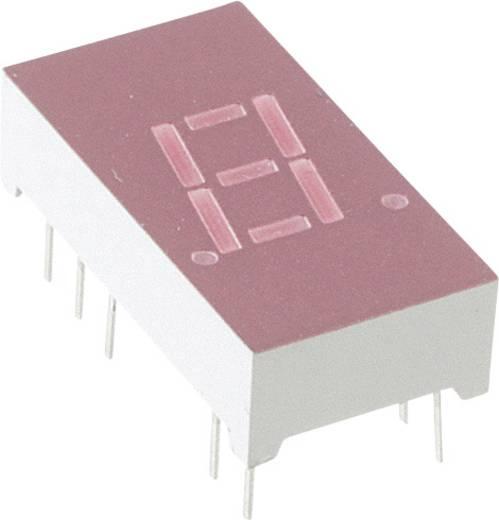 7-Segment-Anzeige Rot 7.62 mm 2 V Ziffernanzahl: 1 Lite-On LTS-312AHR