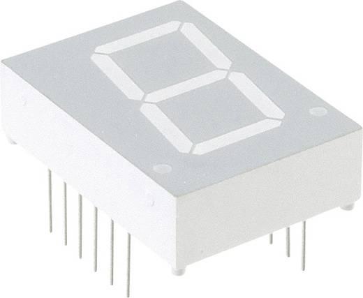 7-Segment-Anzeige Grün 20.32 mm 2.1 V Ziffernanzahl: 1 Lite-On LTS-3401LG