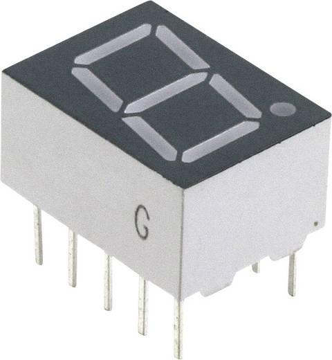 7-Segment-Anzeige Rot 10 mm 2.1 V Ziffernanzahl: 1 Lite-On LTS-4801JD