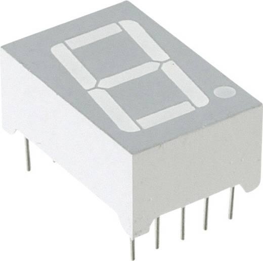 7-Segment-Anzeige Grün 14.22 mm 2.1 V Ziffernanzahl: 1 Lite-On LTS-6460G
