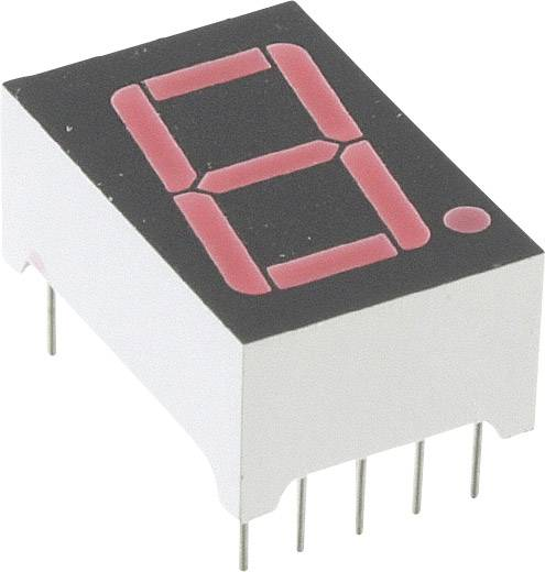 7-Segment-Anzeige Rot 14.22 mm 2.1 V Ziffernanzahl: 1 Lite-On LTS-6760P