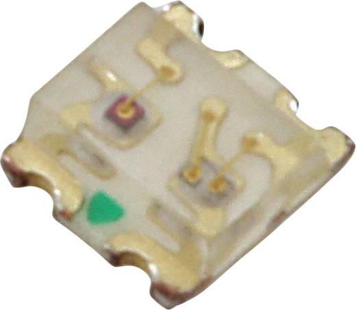 SMD-LED 1613 Blau, Orange 104 mcd, 113 mcd 130 ° 20 mA 3.3 V, 2 V Lite-On LTST-C195TBKFKT