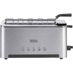 Hriankovač s funkciou rozpekanie bagiet, manuálne nastvaitelná teplota Kenwood Home Appliance TTM 610, nerezová oceľ