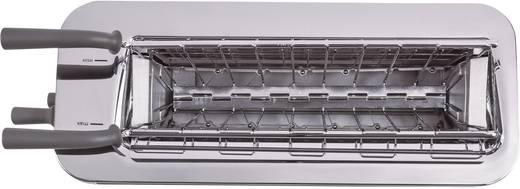 Langschlitztoaster mit Bagel-Funktion, mit manueller Temperatureinstellung Kenwood Home Appliance TTM 610 Persona Edelst