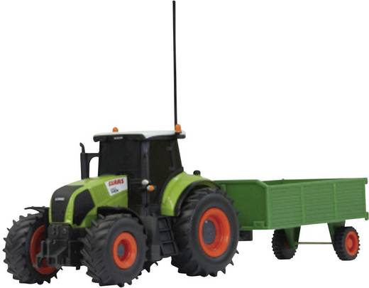 Jamara Claas RC Axion 850 1:28 Modelltraktor mit Fernsteuerung