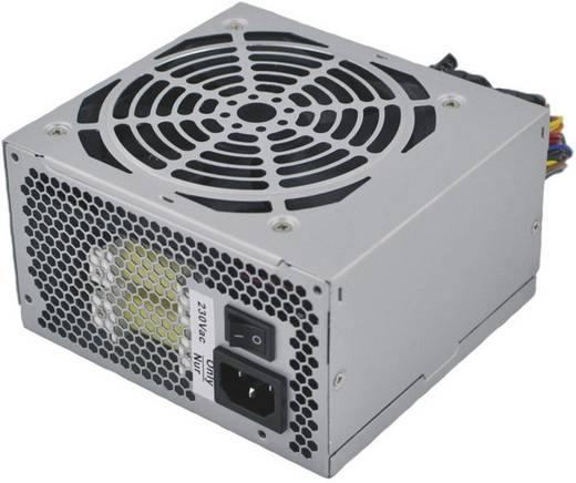 Rasurbo ATX 2.03 Netzteil 550 W ATX 12 V Version 2.032 S-ATA-Stecker20/4 Pin ATX-Kombistecker