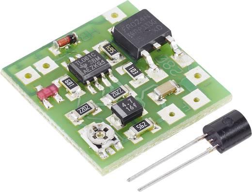 Temperaturschalter Baustein Conrad Components 114421 9 V/DC, 12 V/DC -10 bis 100 °C