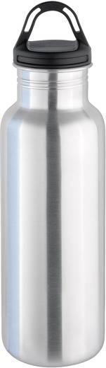 Isosteel Trinkflasche 750 ml Edelstahl VA-9716 Sport-Trinkflasche 0,75 l