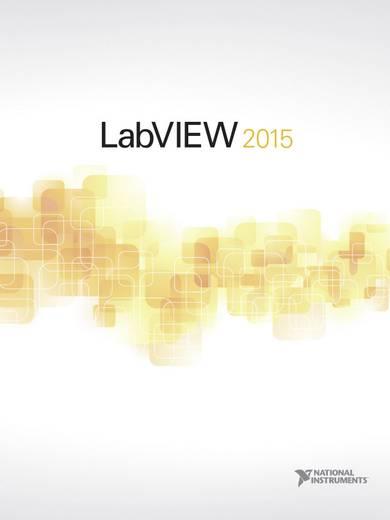 National Instruments LABVIEW STUDENT EDITION (GB) Software für Windows® und Mac®