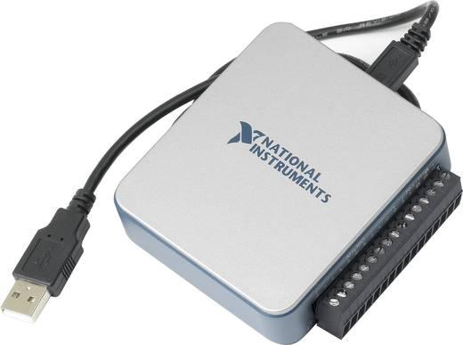 National Instruments USB-6000 12-Bit 10 KS/S multifunktions I/O und NI-DAQmx Software