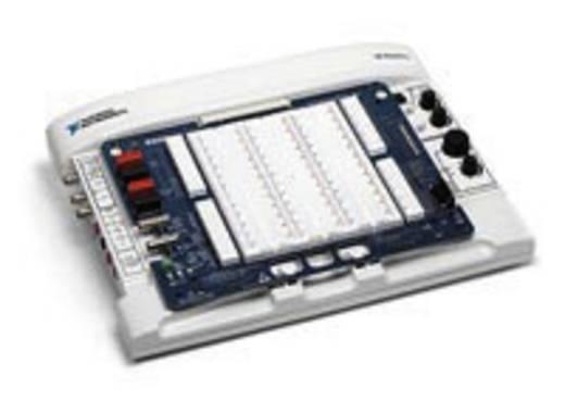 National Instruments NI Elvis II+ Educational Bundle Modulare Lehrplattform für die technische Ausbildung