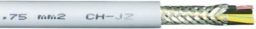 Steuerleitung HSLCH-JZ 4 x 0.75 mm² Grau Faber Kabel 032750 Meterware