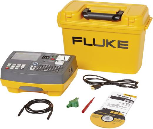 Gerätetester-Set Fluke 6500-2 DE Kit