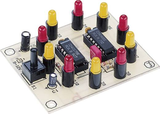 Glücksrad Bausatz Conrad Components 115479 Ausführung (Bausatz/Baustein): Bausatz 9 V/DC, 12 V/DC