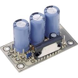 Stereozesilovač, 2x 10 W, 6 - 18 V/DC (stavebnice)