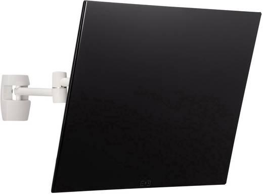 "TV-Wandhalterung 25,4 cm (10"") - 81,3 cm (32"") Neigbar+Schwenkbar Hama FULLMOTION ""Ultraslim"""
