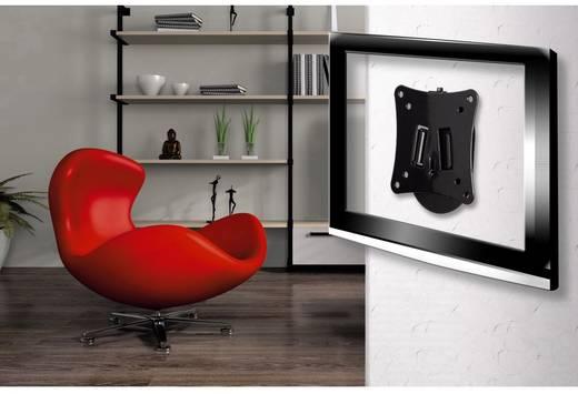 "TV-Wandhalterung 25,4 cm (10"") - 66,0 cm (26"") Starr, Rotierbar Hama FIX ""Ultraslim"" XS"
