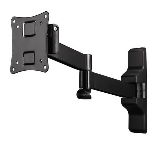 "Hama FULLMOTION Ultraslim XS 2 Arme TV-Wandhalterung 25,4 cm (10"") - 66,0 cm (26"") Neigbar+Schwenkbar, Rotierbar"
