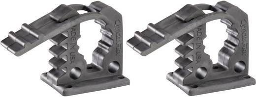 Quick Fist® Fahrzeug-Gerätehalter Mini 2er Pack Spannbereich 12.7 bis 25.4 mm · Max. 11 kg pro Halter · 5 Befestigungslö