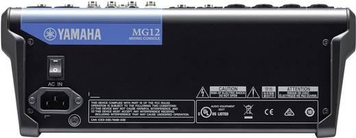 Konsolen-Mischpult Yamaha MG12 Anzahl Kanäle:12