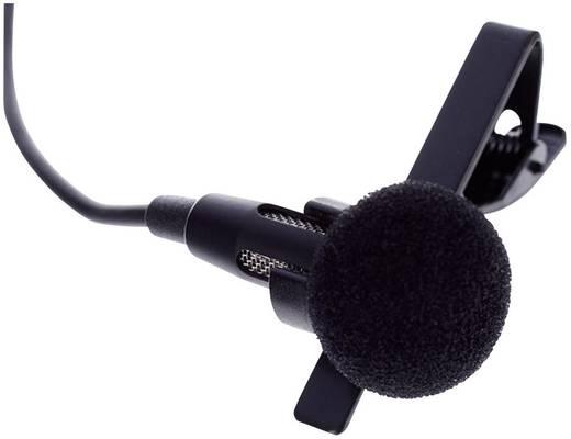 Ansteck Sprach-Mikrofon AKG CK99L Übertragungsart:Kabelgebunden inkl. Windschutz