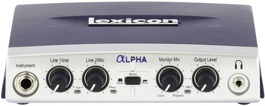 Audio Interface Lexicon U22 Monitor-Controlling