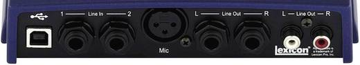 Audio Interface Lexicon Alpha Monitor-Controlling