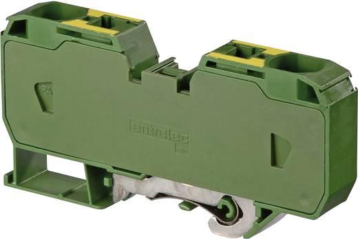 Schutzleiterklemme 16 mm Zugfeder Belegung: PE Grün-Gelb ABB 1SNA 399 620 R1100 1 St.