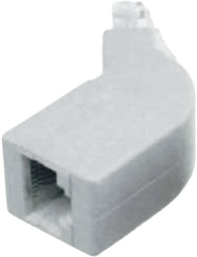 ISDN-Endwiderstand Adapter, gewinkelt 2 x 100 Ω Natur Inhalt: 1 St.