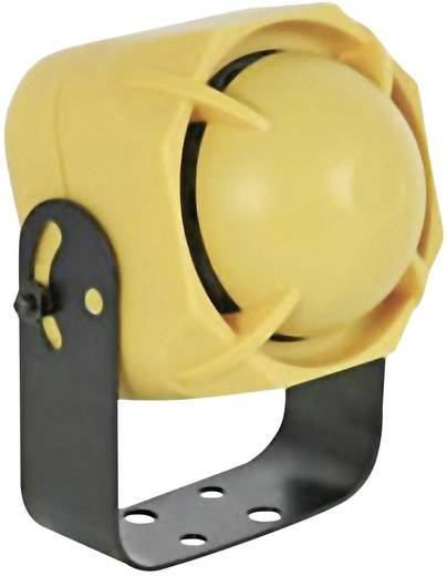 Alarmsirene Geräusch-Entwicklung: 108 dB Spannung: 12 V Sirenenton 1164068 1 St.