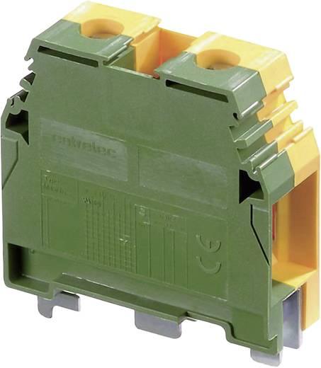 Schutzleiterklemme 16 mm Schrauben Belegung: PE Grün-Gelb ABB 1SNA 165 111 R1400 1 St.