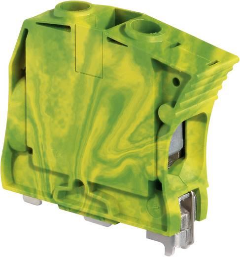 Schutzleiterklemme 16 mm Schrauben Belegung: PE Grün-Gelb ABB 1SNK 516 150 R0000 1 St.