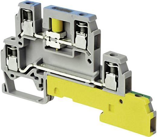 Installationsetagenklemme 6 mm Schrauben Belegung: PE, N, L Grau ABB 1SNA 110 415 R1200 1 St.
