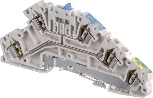 Installationsetagenklemme 5 mm Zugfeder Belegung: L Grau ABB 1SNA 290 338 R1100 1 St.