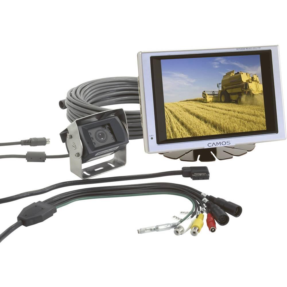 Kabel-Rückfahrvideosystem RV-562 Camos 2 Kamera-Eingänge ...