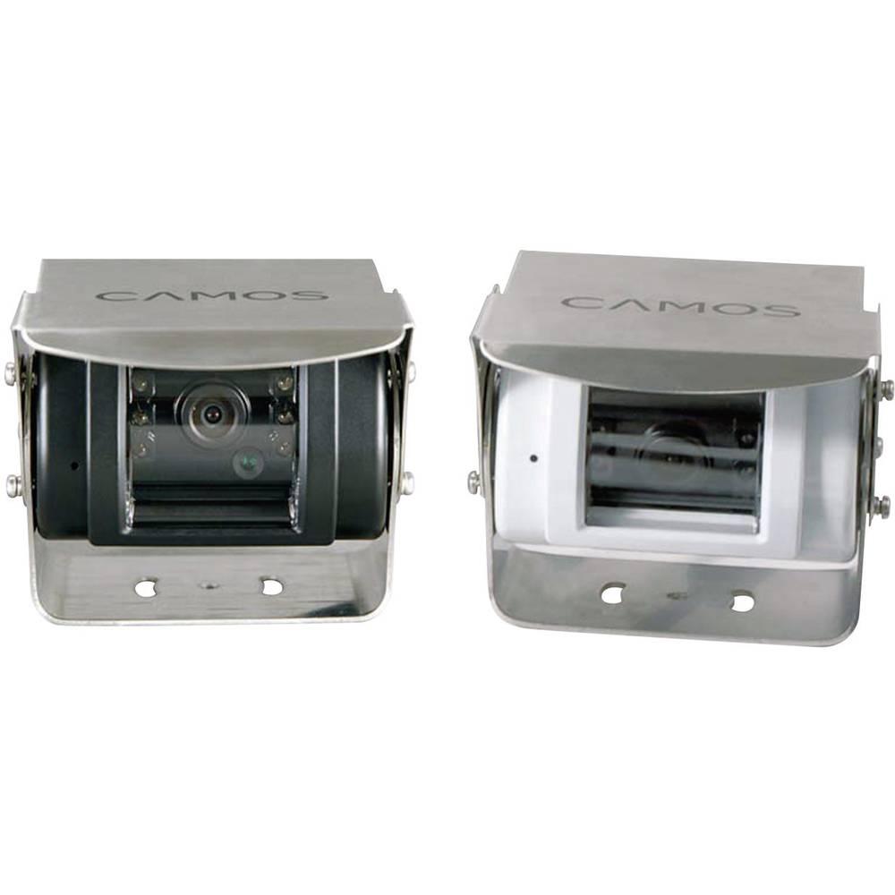 Kabel-Rückfahrvideosystem RV-564 w Camos schwenkbar, IR-Zusatzlicht ...