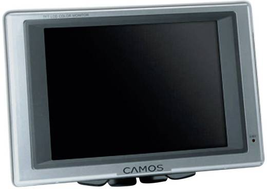 Kabel-Rückfahrvideosystem RV-566 Camos Shutter, 2 Kamera-Eingänge, integriertes Mikrofon, integrierte Heizung, Automatis