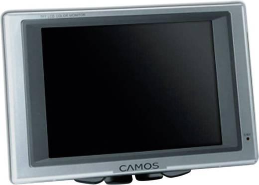 Kabel-Rückfahrvideosystem RV-567 Camos Doppellinse, 2 Kamera-Eingänge, integriertes Mikrofon, integrierte Heizung Aufbau
