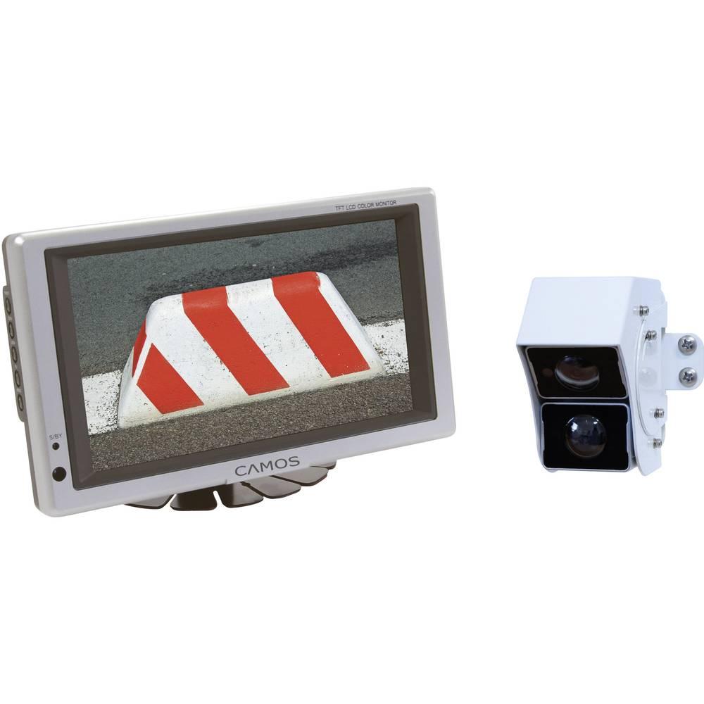 Kabel-Rückfahrvideosystem RV-757 Camos Doppellinse, 2 Kamera ...
