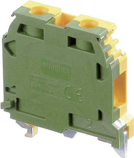 ABB 1SNA 165 115 R1000 Schutzleiterklemme 10 mm Schrauben Belegung: PE Grün-Gelb 1 St.