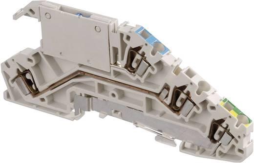 Installationsetagenklemme 5 mm Zugfeder Belegung: PE, N, L Grau, Blau, Grün-Gelb ABB 1SNA 290 322 R0100 1 St.