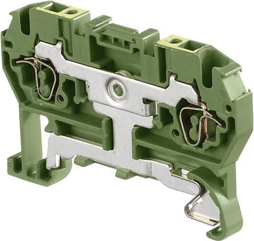 ABB 1SNA 290 069 R1700 Schutzleiterklemme 6 mm Zugfeder Belegung: PE Grün-Gelb 1 St.
