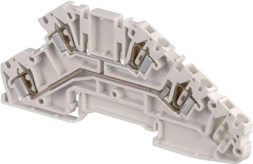 Installationsetagenklemme 5 mm Zugfeder Belegung: L Grau ABB 1SNA 290 342 R1500 1 St.