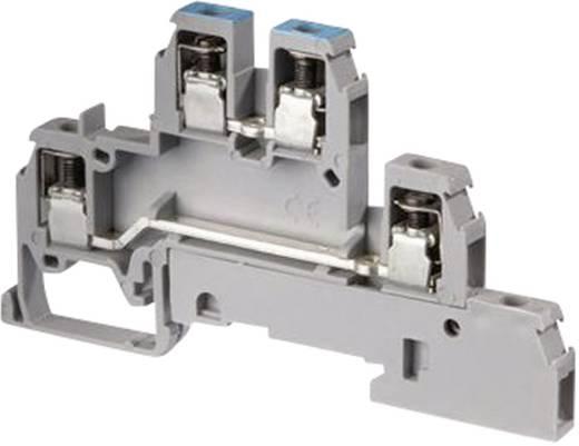 Installationsetagenklemme 6 mm Schrauben Belegung: L Grau ABB 1SNA 110 442 R2500 1 St.