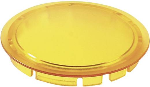Kalotte rund Gelb Schlegel K22RRGB 10 St.