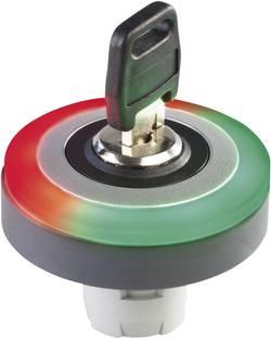 Anneau lumineux LED Schlegel LR22K_24R_G rouge, vert 24 V/DC, 24 V/AC 10 pc(s)
