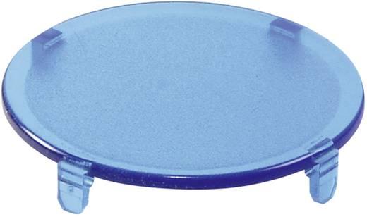 Tastkappe rund, flach Blau Schlegel TG22BL 10 St.