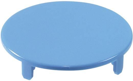 Tastkappe rund, flach Blau Schlegel TG22GBL 10 St.